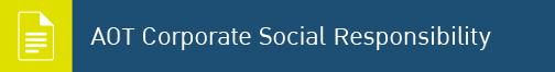 AOT Corporate Social Responsibility